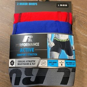 Russell Performance Active Comf Stretch BoxerBrief